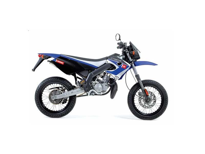 Kit Déco 100% Perso DERBI XTreme 2003-2004
