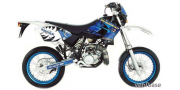 Kit Déco 100% Perso HRD 50 Sonic 2003-2005