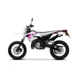 Kit Déco Yamaha 50 DTX 2004-2018 100% Perso