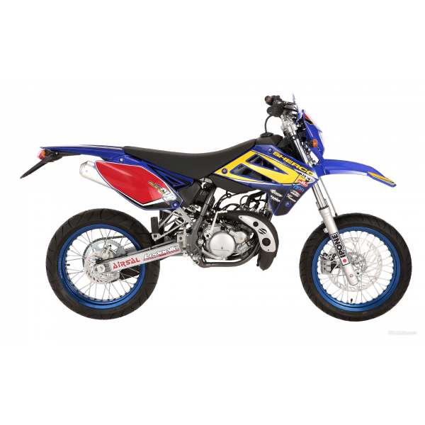 Kit Déco 100% Perso HRD 50 Sherco 2006-2008
