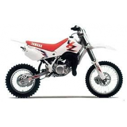 Kit Déco Yamaha 80 YZ 1993-2001 100% Perso