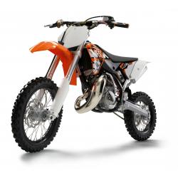 Kit Déco KTM 65 SX 2009-2015 100% Perso