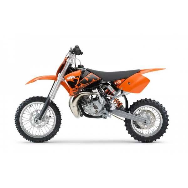 Kit Déco 100% Perso KTM 65 SX 2002-2008