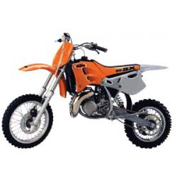Kit Déco KTM 65 SX 1998-2001 100% Perso