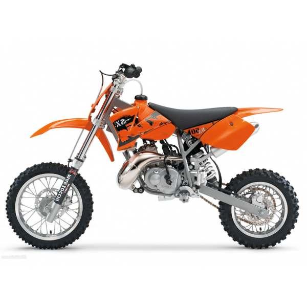 Kit Déco 100% Perso KTM 50 SX 2002-2008