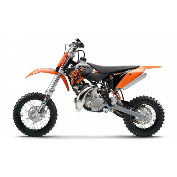Kit Déco 100% Perso KTM 50 SX 2009-2012