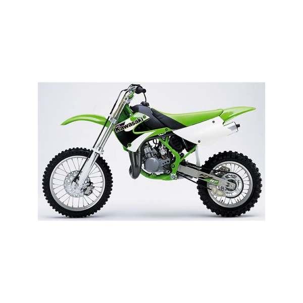 Kit Déco Kawasaki 80 KX 1998-2004 100% PERSO