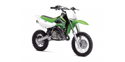 Kit Déco 100% Perso Kawasaki 65 KX 2000-2014