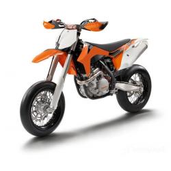 Kit Déco KTM SMR 2012-2013 100% Perso