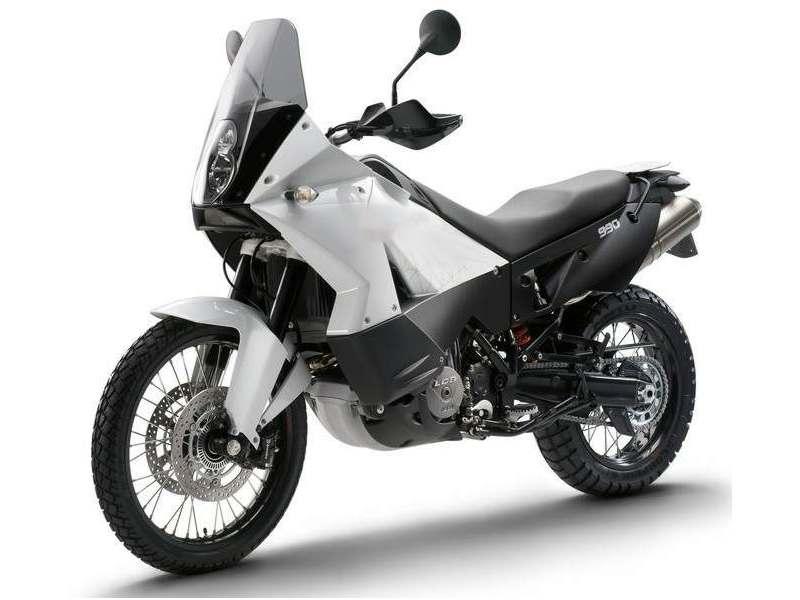 Kit Déco 100% Perso KTM 990 Adventure