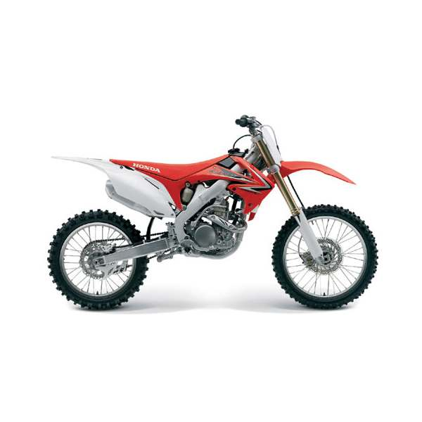Kit Déco 100% Perso Honda CRF250 2010-2013