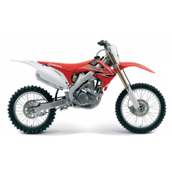 Kit Déco Honda 250 CRF 2010-2013 100% Perso