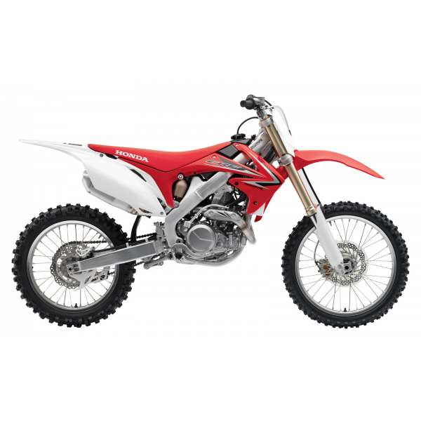 Kit Déco 100% Perso Honda CRF 450 2009-2012