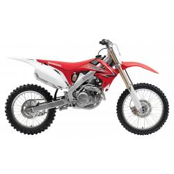 Kit Déco Honda 450 CRF 2009-2012 100% Perso