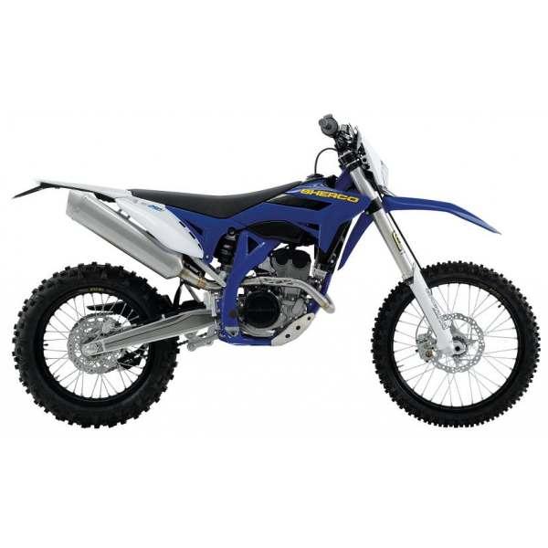 Kit Déco 100% Perso Sherco SE 250 300 2012