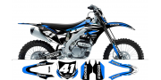 Kit déco Kawasaki 250 KXF 2013 STRICKER