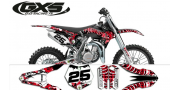 Kit Déco KTM 85 SX 2013-2014-2015 SURRENDER