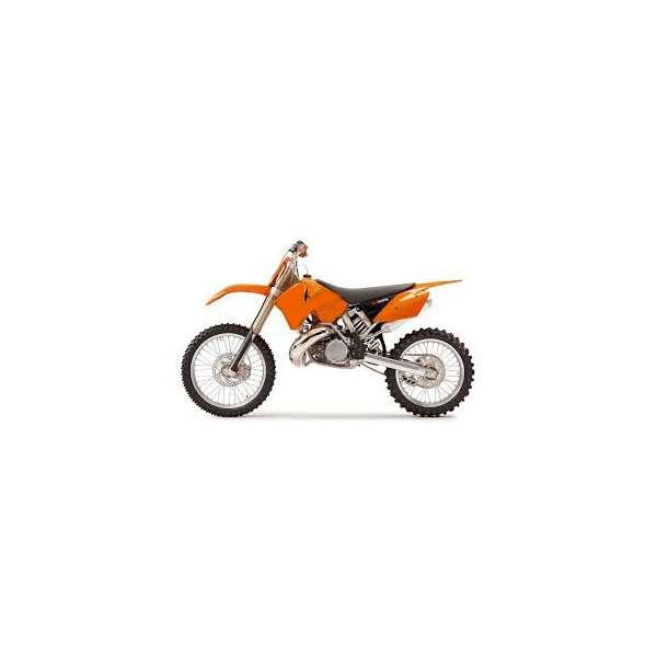 Kit Déco 100% Perso KTM SX/SXF 2005-2006