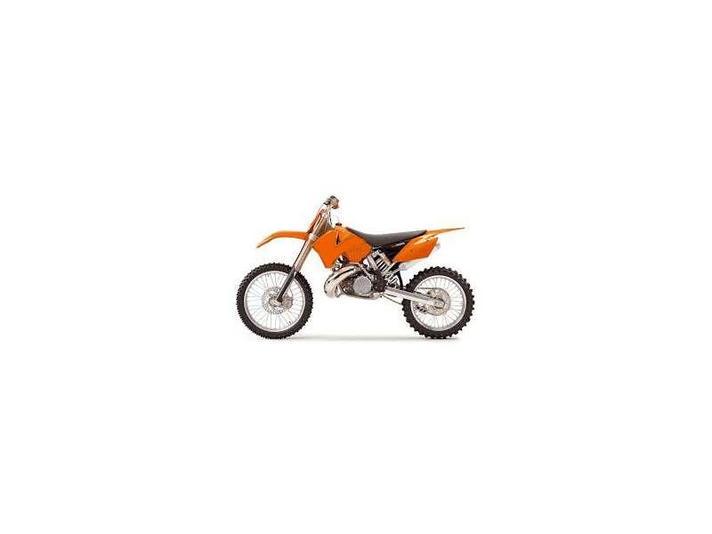 Kit Déco KTM SX/SXF 2005-2006 \n100% Perso Kit déco KTM