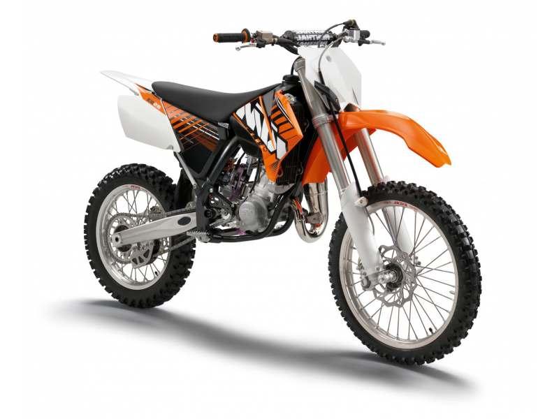 Kit Déco 100% Perso KTM 85 SX 2006-2012