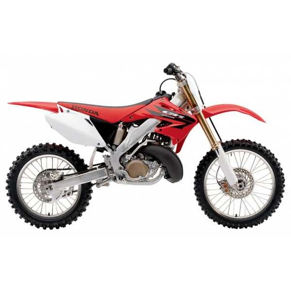 Kit Déco Honda 125/250 CR 2007 100% Perso