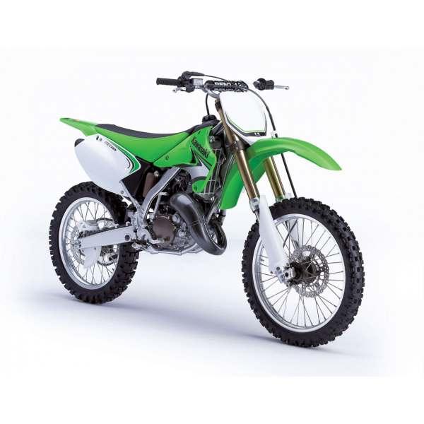 Kit Déco 100% Perso Kawasaki KX 125/250 2003-2008