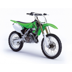 Kit Déco Kawasaki KX 125/250 2003-2008 100% Perso