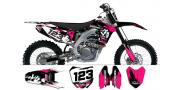 Kit déco Suzuki RMZ450 2008-2012 PornSeries