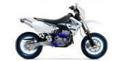 Kit Déco 100% Perso Suzuki DRZ 400 2000-2012