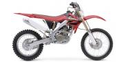 Kit Déco 100% Perso Honda CRF 150X 250X 2004-2007