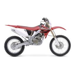 Kit Déco Honda CRF 150X 250X 2004-2007 100% Perso