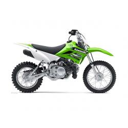 Kit Déco Kawasaki KLX 110 2010-2013 100% Perso