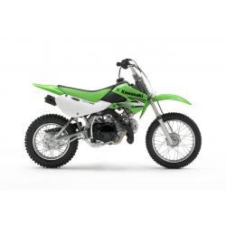 Kit Déco Kawasaki KLX 110 2007-2009 100% Perso