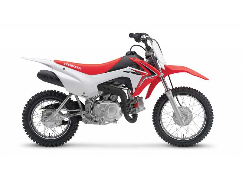 Kit Déco 100% Perso Honda CRF 110 2013/2014