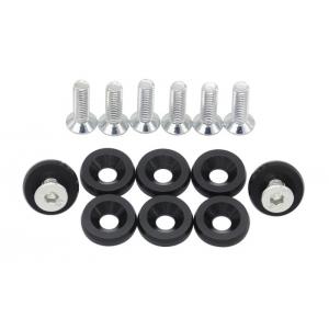 Rondelles aluminium anodisé