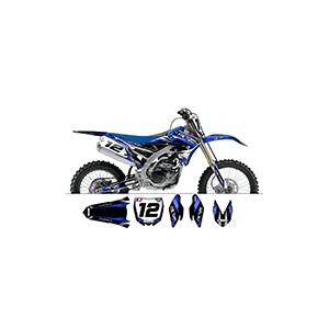 Kit Déco Motocross Standard